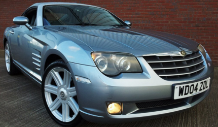 2004 Chrysler Crossfire 3.2 V6
