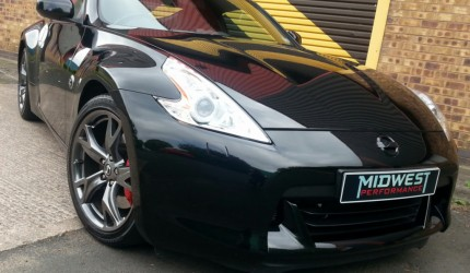 Nissan 370z Black Edition no deposit finance available (1)