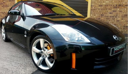 Nissan 350 Z 3.5 V6 300 GT 3dr Bose + Leather 13