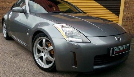 Nissan 350 Z 3.5 V6 GT 3dr Leather +Bose + Rays 11