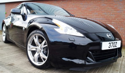 2009 Nissan 370Z 3.7 V6 [328] GT no deposit finance (1)