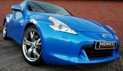 2012 Nissan 370 Z 3.7 GT Pack - no deposit finance (1)