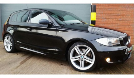 2008 BMW 1 SERIES 2.0TD 118d M Sport no deposit finance available (8)