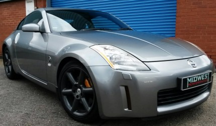 2004 Nissan 350 Z 3.5 GT Pack - no deposit finance available (1)