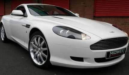 2005 Aston Martin DB9 5.9 no deposit finance (1)