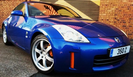 2006 Nissan 350 Z 3.5 GT - no deposit finance available (1)