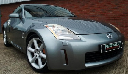 2005 Nissan 350 Z 3.5 V6 GT Pack 2dr - no deposit finance (8)