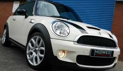 2010 Mini Cooper S - no deposit finance available (1)