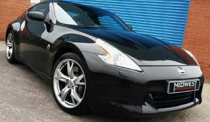 2010 Nissan 370 Z 3.7 GT - no deposit finance (1)