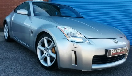 2004 Nissan 350 Z 3.5 V6 GT induction kit (1)