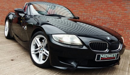 2006 BMW Z4 M - NO DEPOSIT FINANCE (1)