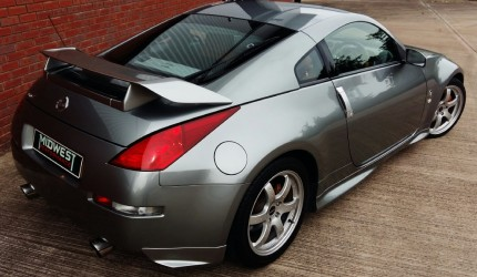 2005 Nissan 350z Nismo - no deposit finance (2)