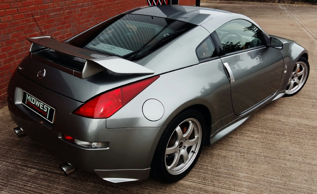 2005 nissan 350z nismo midwest performance. Black Bedroom Furniture Sets. Home Design Ideas