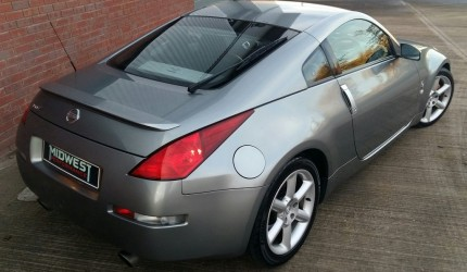 2006 Nissan 350 Z 3.5 V6 GT 2dr - no deposit finance (5)