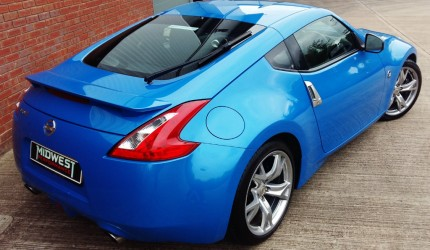 2010 Nissan 370z GT (no deposit finance available)-8