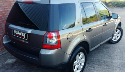 2007 Land Rover FREELANDER 2 2.2 TD4 GS 5dr-7