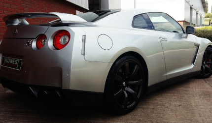 2009 Nissan GT-R Black Edition (NO DEPOSIT FINANCE) (6)