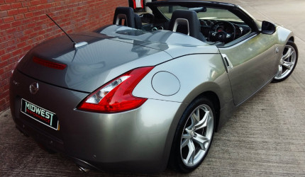 2011 Nissan 370 Z 3.7 GT Roadster NO DEPOSIT FINANCE (4)