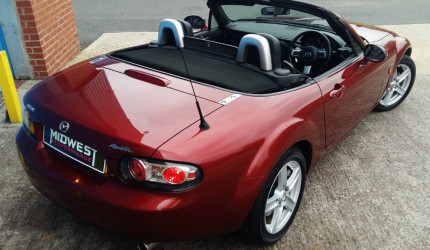 2006 Mazda MX-5 ultra low mileage