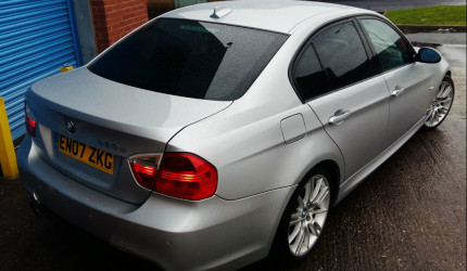 BMW 3 SERIES 3.0 330d M Sport 4dr NO DEPOSIT FINANCE (4)