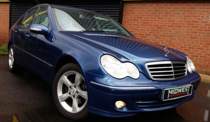 2006 Mercedes C180K no deposit finance8