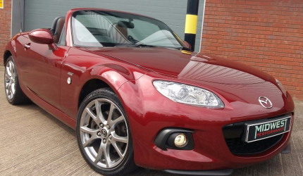 2013 Mazda MX-5 Venture No deposit finance9
