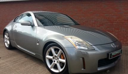2005 Nissan 350z GT - no deposit finance1